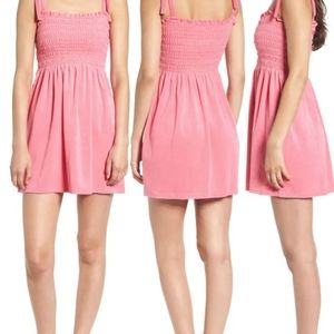 Juicy Couture Microterry Pink Dress Size Small